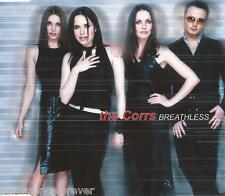 THE CORRS - Breathless (UK 3 Track CD Single)