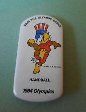 Handball ~ Sam  (LA Mascot) Olympic Pin / Button