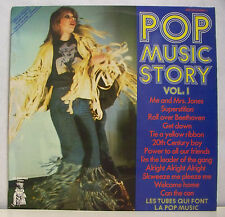 33T POP MUSIC STORY VOL.1 TOPS OF THE POPS LP ME AND MRS JONES - MR PICKWICK 005