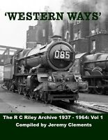 Western Ways: The RC Riley Archive 1937-1964 Vol 1 Jeremy Clements Brand New