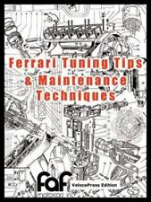 Ferrari Tuning Tips and Maintenance Techniques (Paperback or Softback)