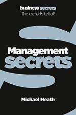 Management (Collins Business Secrets), Heath, Michael, Acceptable Book