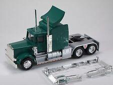 HO 1/87 Promotex # 450130 Peterbilt 379 Tandem Axle Tractor w/Wing - Green