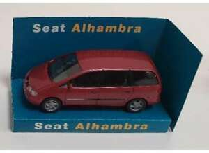 1/87 Herpa Seat Alhambra VW Sharam Ford Galaxy cochesaescala 5CM HO H0