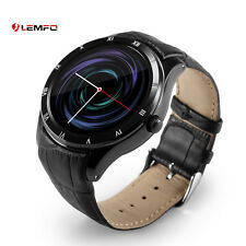 Lemfo Bluetooth Q5 Orologio Intelligente SIM GPS WiFi Smartwatch Per Android iOS