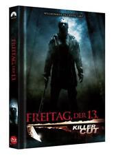Freitag der 13th - Killer Cut - Mediabook B - Uncut - OVP