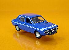 Norev 511255 renault R 12 Gordini-azul-año de fabricación 1971