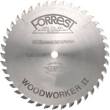 10 in x 40T ATB Forrest Woodworker II General Purpose Blade