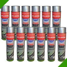 12x 600ml POWER Bremsenreiniger Bremsen Entfetter Spray Teilereiniger €3,39/L x*