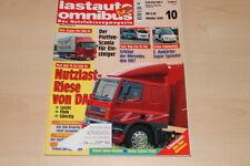 71725) E. Auwärter Super Sprinter - DAF 75 CF - Lastauto Omnibus 10/1999