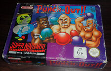 SNES. Super Punch Out. CIB. (PAL AUS/EUR)