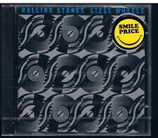 THE ROLLING STONES STEEL WHEELS CD SIGILLATO!!!