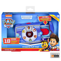 PAW Patrol Ryder's Interactive Pup Pad with 18 Sounds & Phrases - FAST POST