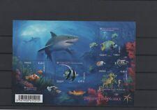 2012 - F4646 Faune marine, Poissons tropicaux, neuf qualité luxe  (05-005.18)