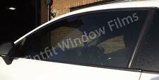 PREMIUM LIGHT 35 75cm x 9m BLACK SMOKED CAR OFFICE WINDOW TINTING FILM