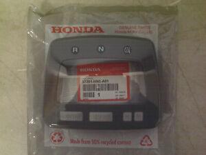 Honda OEM Upper Speedometer Cover TRX350 Rancher Foreman Rubcion 37201-HN0-A01
