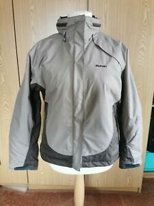 Rohan Ladies Fall Line Adobe/Grit Salt Waterproof Hooded Jacket Sz Medium BNWL