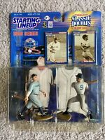 1998 Starting Lineup Classic Doubles of Babe Ruth and Roger Maris - Yankees