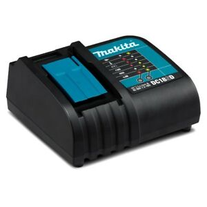 NEW MAKITA 18V BATTERY CORDLESS DC18SD BATTERY CHARGER - CHARGES 1.5AMP to 5AMP