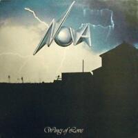NOVA -  WINGS OF LOVE (New & Sealed) Jazz Rock CD RE-Issue #803341359550