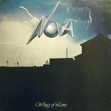 NOVA -  WINGS OF LOVE (New & Sealed) Jazz Rock CD RE-Issue #803341359550
