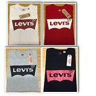 Levi's Men's graphic solid Logo short sleeve crew neck T-Shirt S M L XL 2XL
