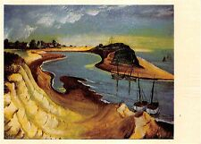 BF39015 landscape on the baltic max pechstein  painting  art postcard