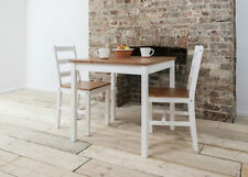 Pine Up to 2 Seats Traditional Table & Chair Sets