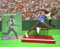 1996 JACKIE JOYNER-KERSEE Starting Lineup OLYMPIC Timeless Legends Figure & Card