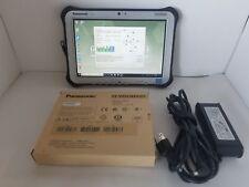 Panasonic Toughpad FZ-G1 / 2.0Ghz / 8Gb Ram / 512GB SSD / 4G LTE GPS/NEW BATTERY