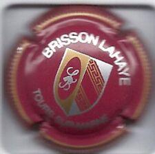 Capsule de champagne Brisson Lahaye N°7
