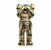 KAWS Holiday SPACE Chrome GOLD Companion 100% Authentic! PREORDER CONFIRMED