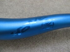 MTB EASTON HAVEN 35 DH RISER HANDLEBAR 750mm ~ 40mm RISE 35mm CENTRE ICE BLUE