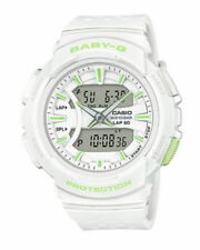 Casio Women's BGA240-7A2 Baby-G Ana/Digital Urban Runner Whatch