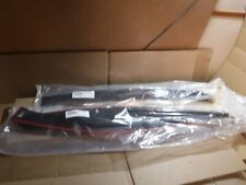NEW 12-15 Lincoln MKS Side Window Deflectors Rain Guards 4 Piece Set