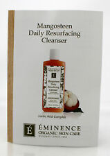 Eminence Mangosteen Daily Resurfacing Cleanser Sample Size (Pack of 6)