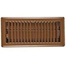 Register Floor 2-1/4x14in Brown