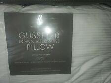 Hotel Collection STANDARD/QUEEN Down Alternative Pillow Gusseted Medium D9Z185