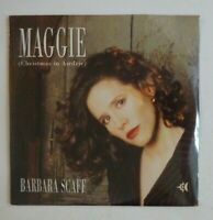 BARBARA SCAFF : MAGGIE (CHRISTMAS IN AIRDRIE) ♦ CD Single NEUF / NEW ♦