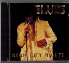 Elvis Presley CD Neon City Nights - Live in Las Vegas 1975