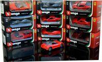 Official FERRARI 1:64 New Diecast Metal Model Toy Car Die Cast Miniatures