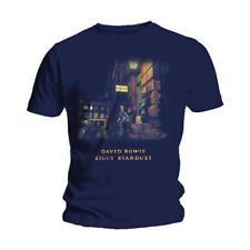 Camisas y polos de hombre de manga corta azul talla M