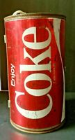 Coca-Cola Coke Big Can Cooler/Picnic Pail