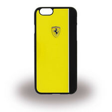 Ferrari Scuderia FEBKSHCP6YE Hard Cover Case Schutzhülle Für iPhone 6-6s