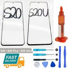 For Samsung Galaxy S20 Plus S20 Ultra Front Glass Touch Screen Replacement Kits