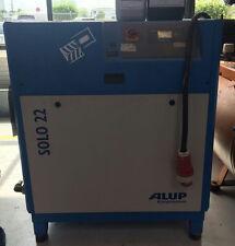 Alup Kompressor, Typ Solo 22 , Baujahr 2007 , Motor Leistung 22 KW