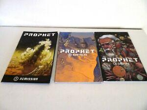 Prophet Vol 1-3 Image  Comics Remission Brothers Empire