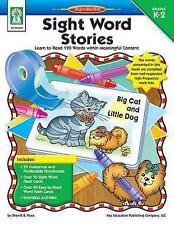 Sight Word Stories, Grades K - 2: Learn to Read 120 Words within Meaningful Cont