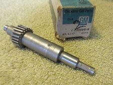NOS 1969-78 Chevy Truck C K 10 20 4Sp Muncie Speedo Gear Fitting 4.10 GM 3866919