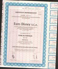 EURO DISNEY S.C.A. (L)